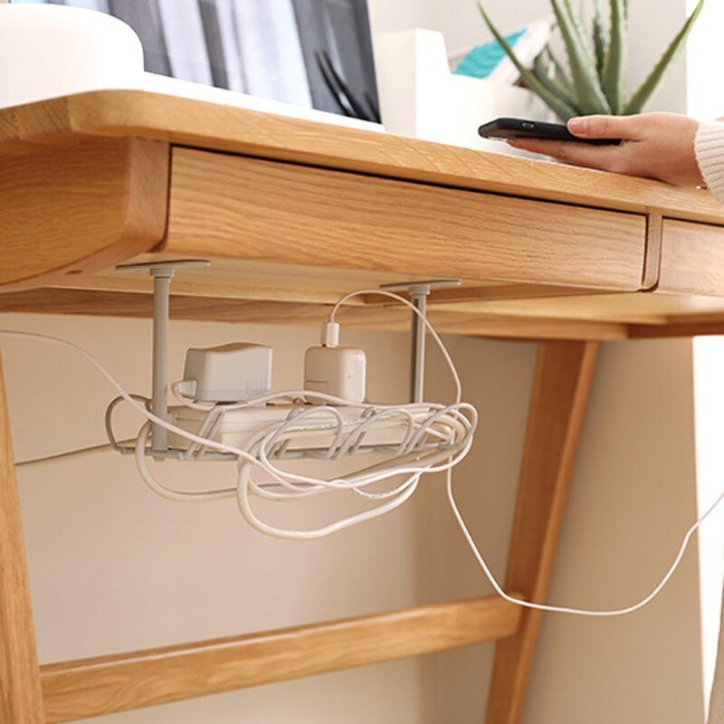 Under-table Extension Cord Holder Best Children's Lighting & Home Decor Online Store