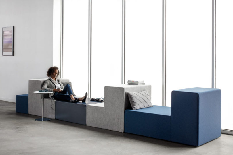 Allsteel Launches a Soft, Modular Seating System Called Rise Lounge Best Children's Lighting & Home Decor Online Store
