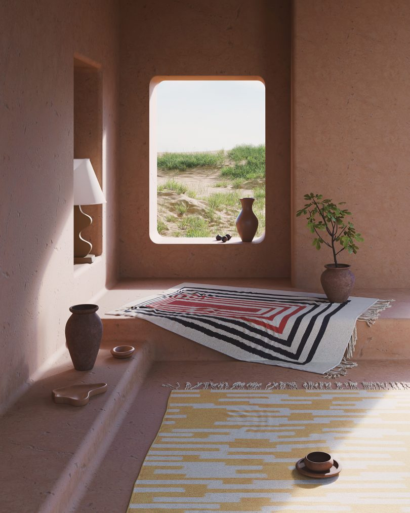 Design Your Own Flat Weave Rug with Beni Rugs Best Children's Lighting & Home Decor Online Store