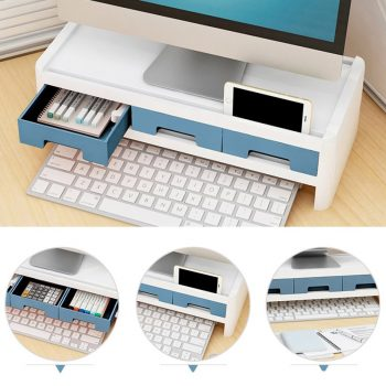 Creative Desktop Storage With Drawers For Stationery Best Children's Lighting & Home Decor Online Store