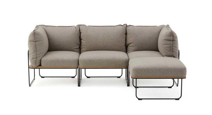 Haworth + Gensler Collaborate On Resonate Modular Lounge Seating