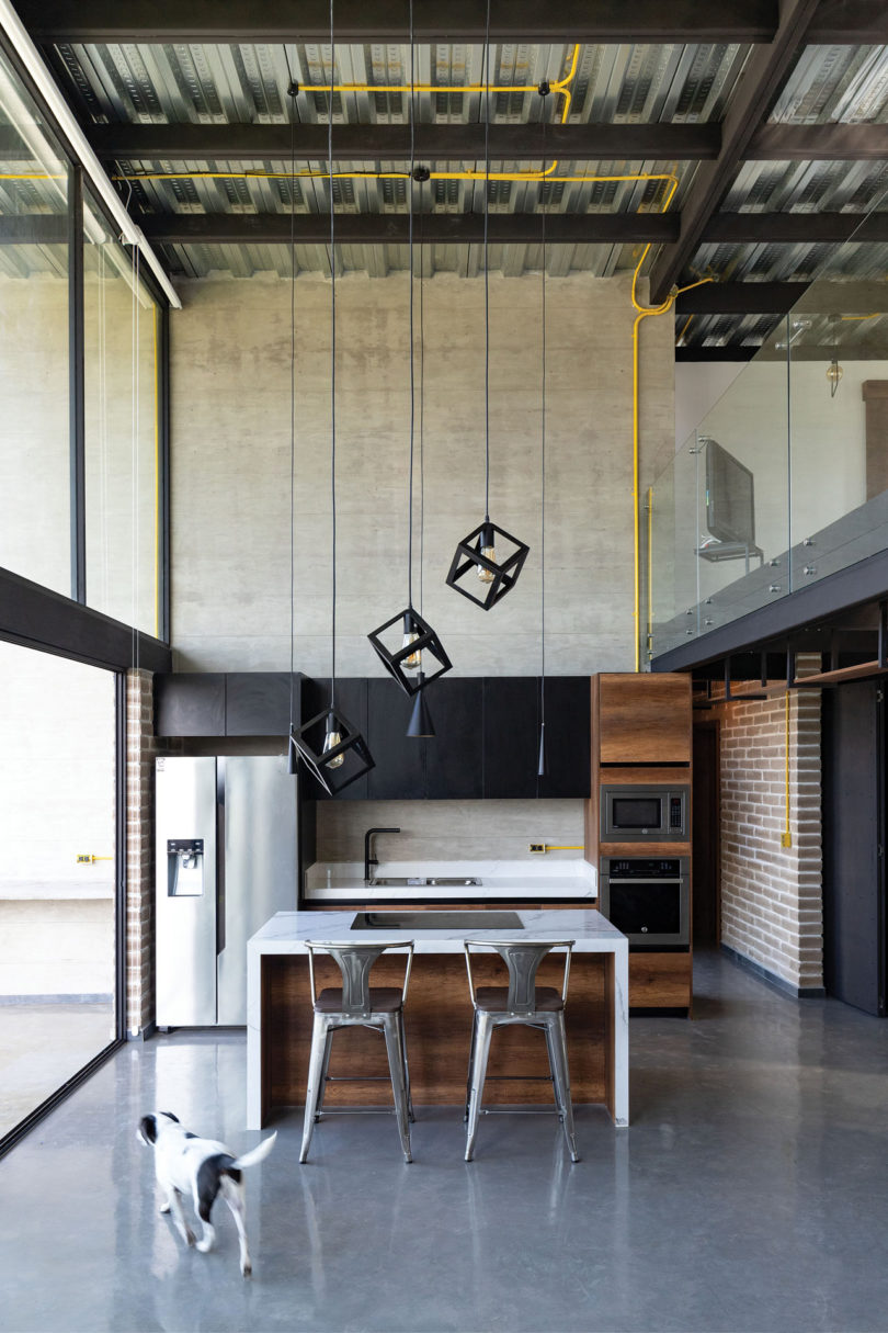 A House In Ecuador Inspired By The Exposed Concrete It'S Made From