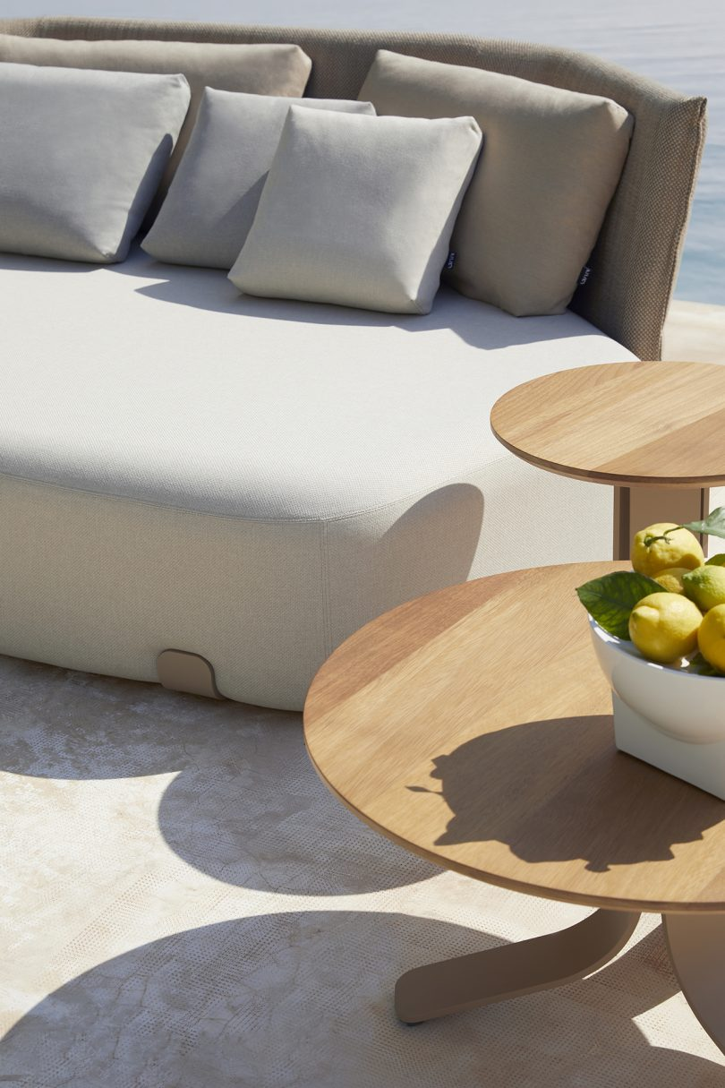 Abstract Shapes Make the ISLA Outdoor Furniture Collection a Showstopper Best Children's Lighting & Home Decor Online Store