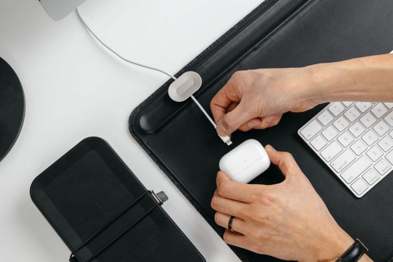 Orbitkey Desk Mat Covers Home Office Productivity + Organization
