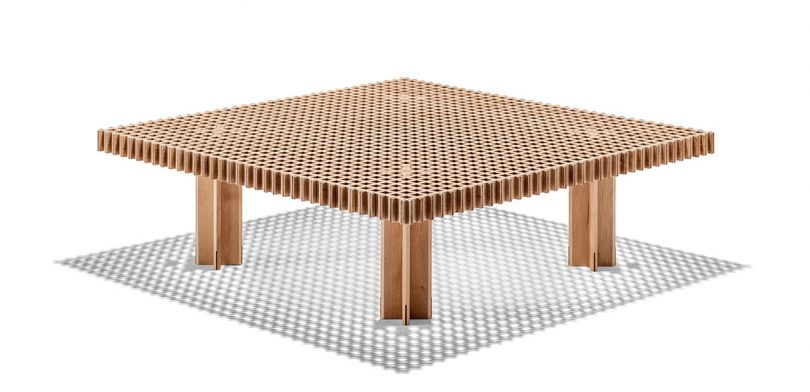Poltrona Frau Reissues the Kyoto Table From 1974 Best Children's Lighting & Home Decor Online Store