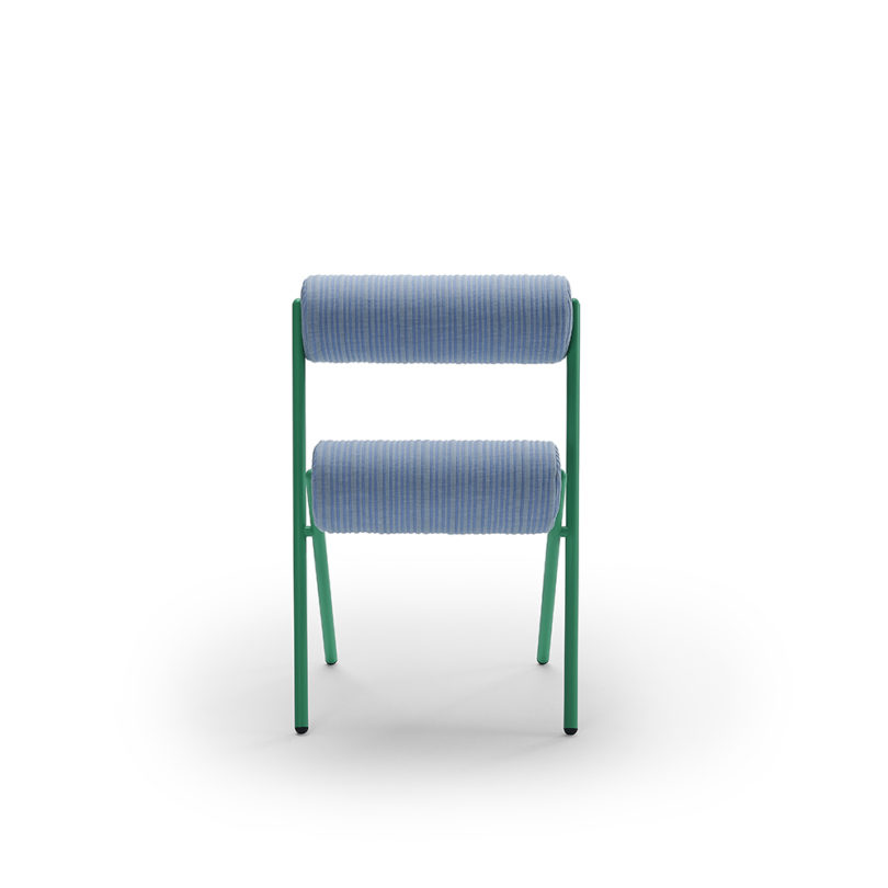 Balance, Beauty + Functionality Make Up The Roll Chair