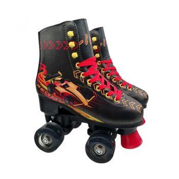 Unicorn Roller Skates With 4 Wheels Balance