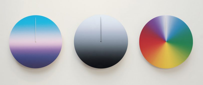 The Present Moon: A Lunar Clock With A Unique Take On Time