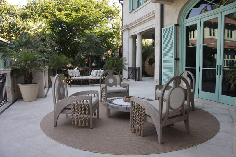 Kelly Behun Joins The Invisible Collection with an Outdoor Furniture Collection Best Children's Lighting & Home Decor Online Store
