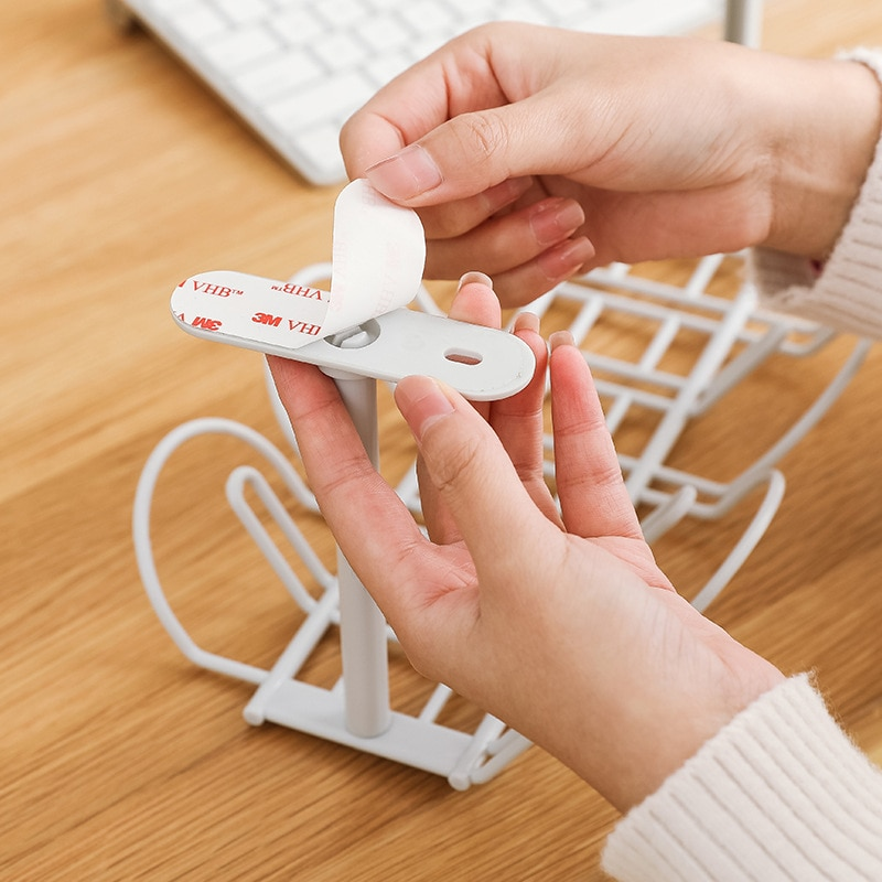 Under-table Extension Cord Holder Best Children's Lighting & Home Decor Online Store