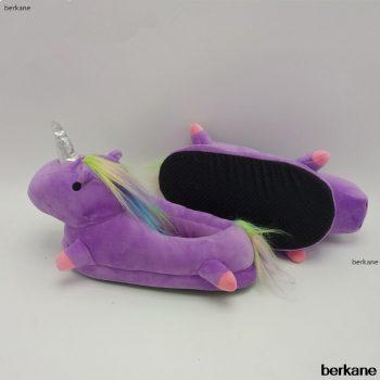 Unicorn Slippers With Led Lights Unisex Best Children's Lighting & Home Decor Online Store