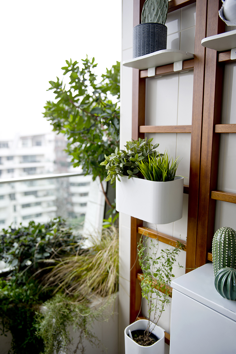 Extend Your Livable Space With Unopiù'S Urban Balcony