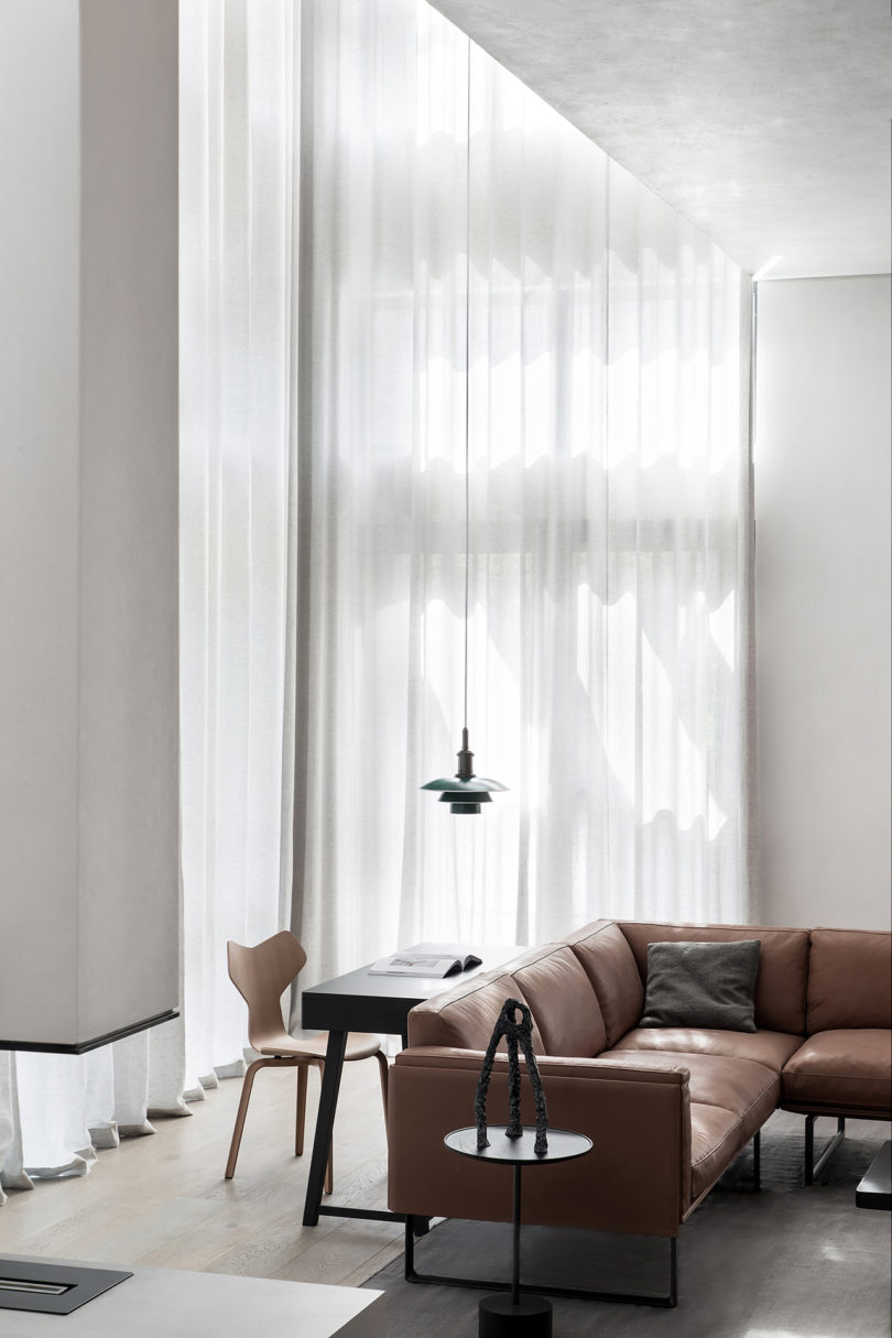 A Luxurious Home in China That Plays With Levels and Modern Lights Best Children's Lighting & Home Decor Online Store