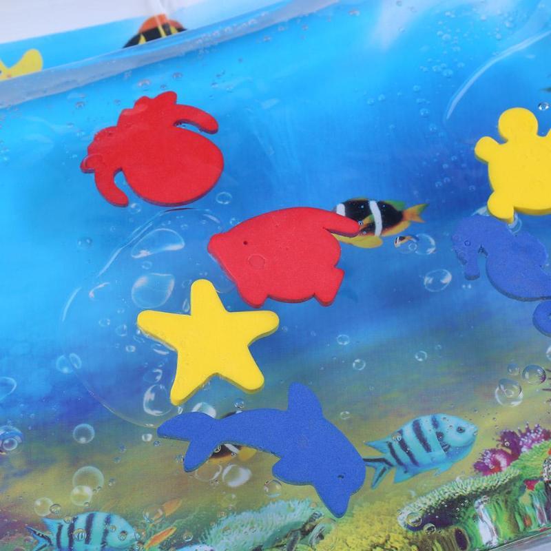 Inflatable Water Mat For Babies Best Children's Lighting & Home Decor Online Store