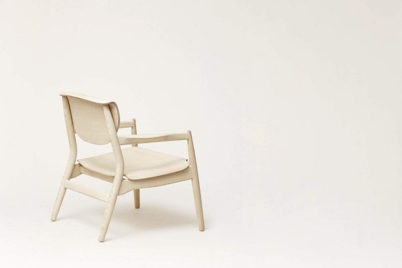 Origin Lounge Chair Back Angle Form &Amp; Refine Furniture