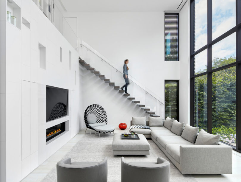 A Contemporary Home in Toronto Fit for Music Enthusiasts Best Children's Lighting & Home Decor Online Store