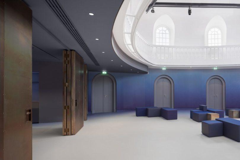 Amsterdam's Historic Felix Meritis Building Is Renovated by i29 Best Children's Lighting & Home Decor Online Store