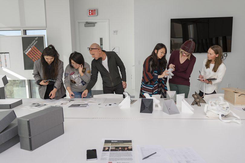Dream Design Jobs: Josh Owen Named Director Of Rit's Vignelli Center