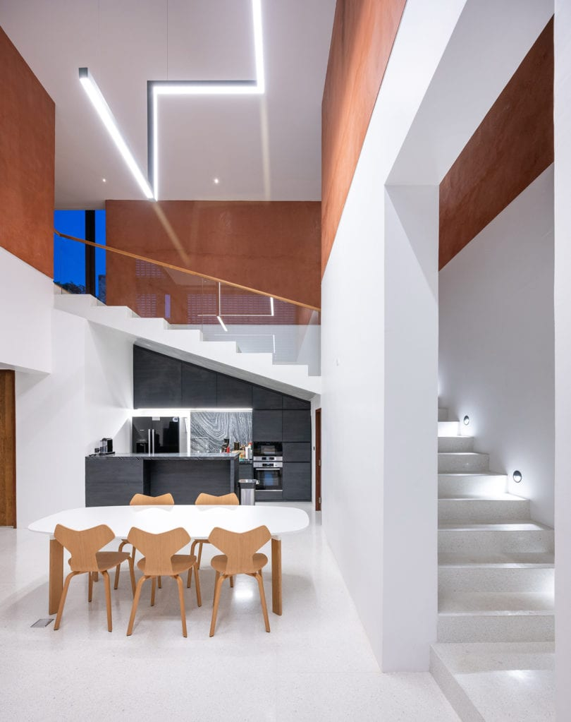 Sena House in Bangkok Features a Giant Glass Wall Best Children's Lighting & Home Decor Online Store