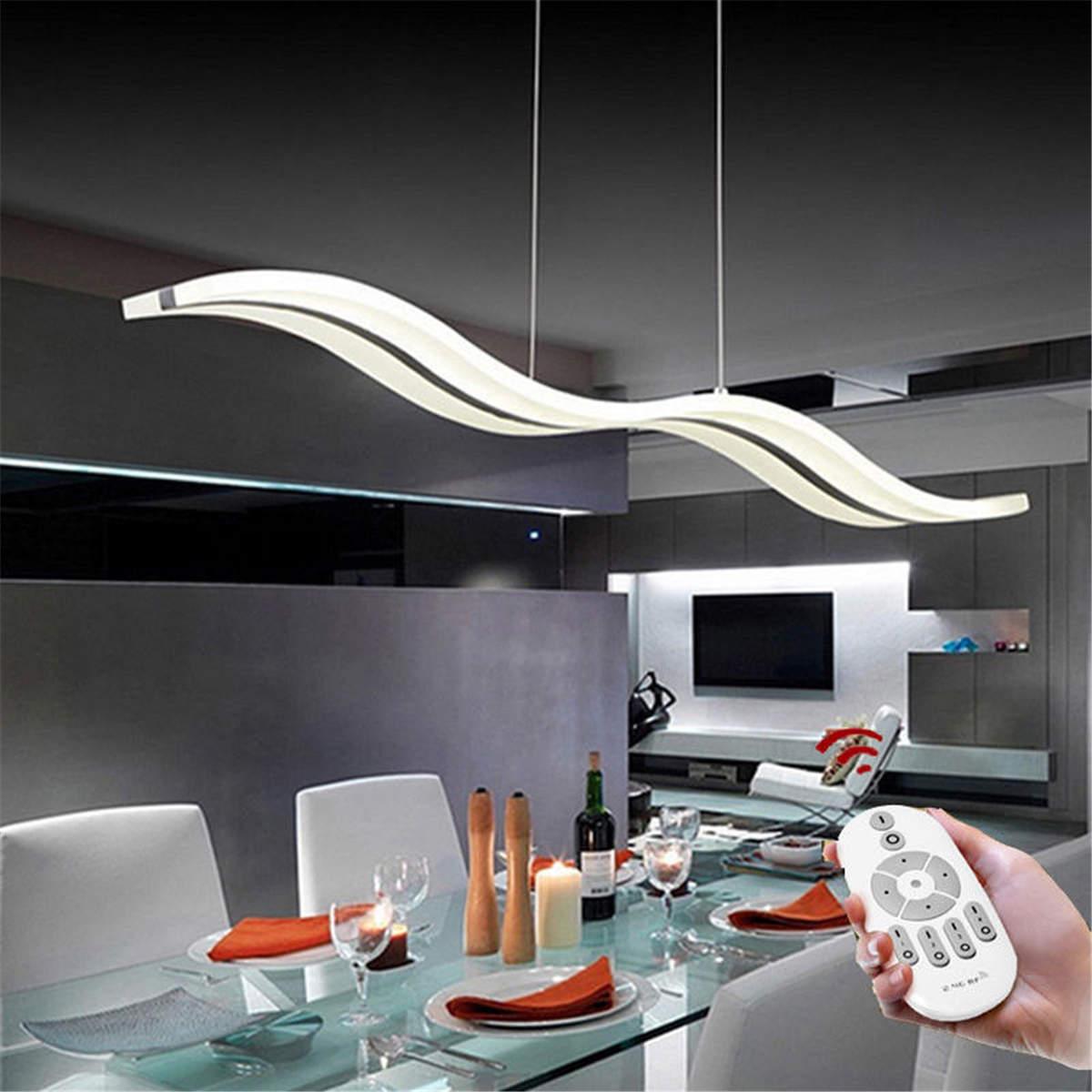 Modern Chandelier Wave LED Chandelier Light