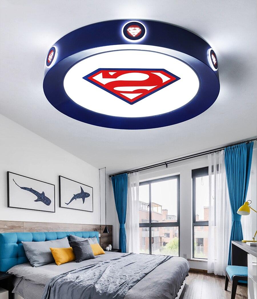 Children's Room Lighting For Boys