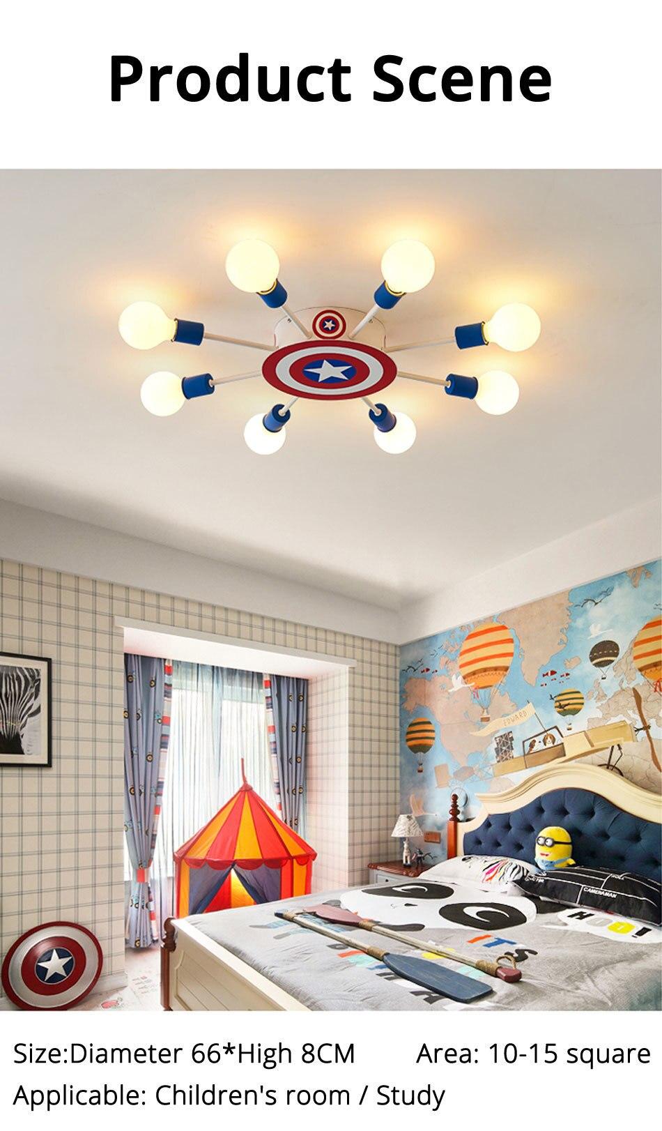 New Design LED ceiling lights with Remote control for Kids Room | Children's Room Lighting Best Children's Lighting & Home Decor Online Store