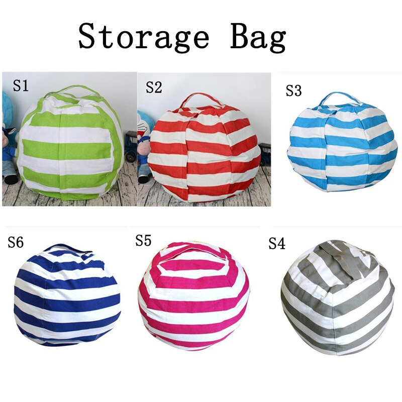 Stuff'n Sit Stuffed Animal Storage Bean Bag - Toy Storage Best Children's Lighting & Home Decor Online Store