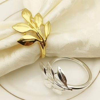 Fall Leaves Napkin Rings