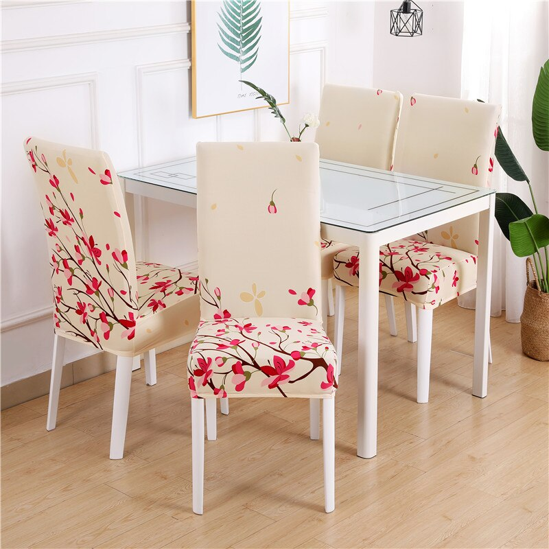 Modern Chair Covers In Beautiful Prints