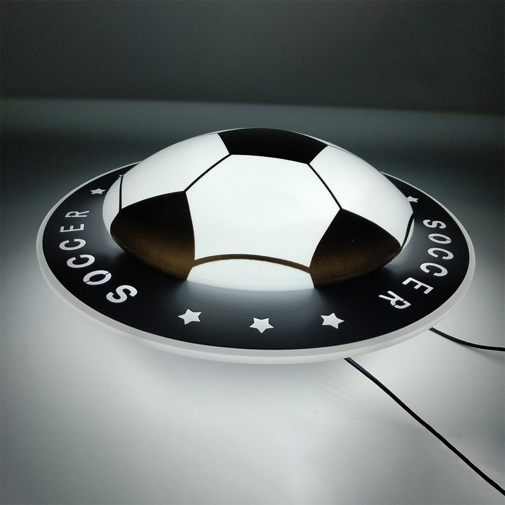 Dimmable Football Ceiling Light For Children's Room | Kids Room Nordic Ceiling Lamp Best Children's Lighting & Home Decor Online Store