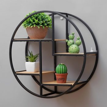 Wall Mount Shelf Rack