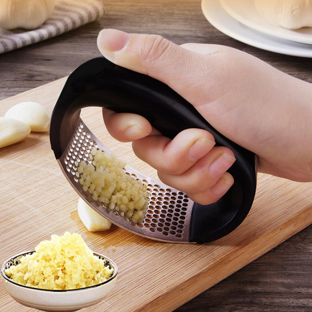 Garlic Presser _ Kitchen Tools &Amp; Gadgets