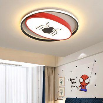 Super Heroes LED Ceiling Lights For Kids Bedroom Best Children's Lighting & Home Decor Online Store