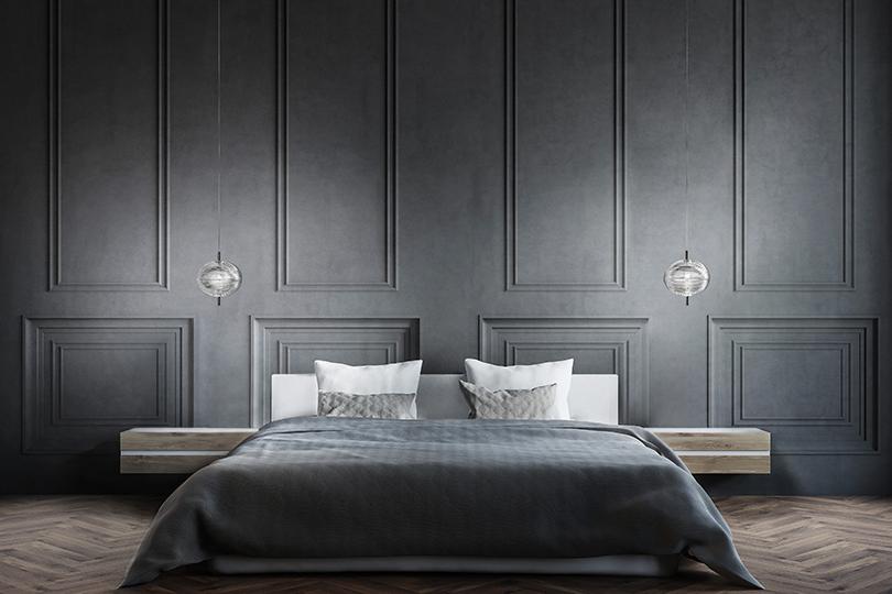 pendant lighting bedroom