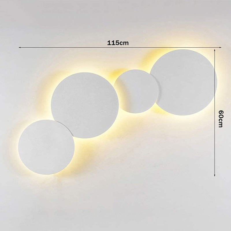 Nordic Eclipse Wall Lamp Best Children's Lighting & Home Decor Online Store