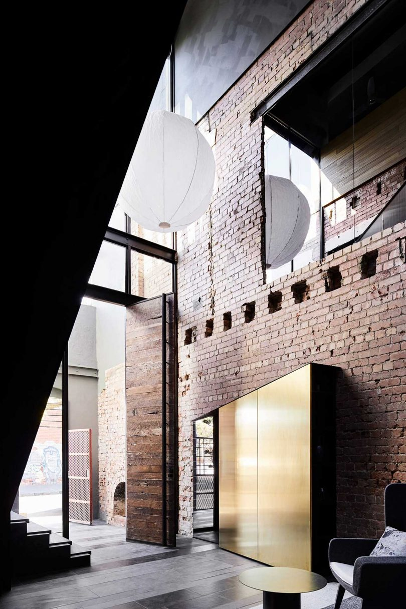 A Non-Traditional Home in Melbourne with an Industrial History Best Children's Lighting & Home Decor Online Store