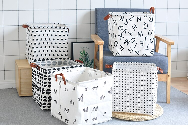 Folding Laundry Basket for kids toy storage & books lego/pet toys organizer Best Children's Lighting & Home Decor Online Store