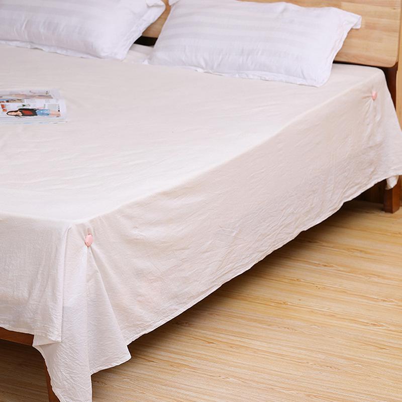 Wrinkle-Free Bedsheet Clips