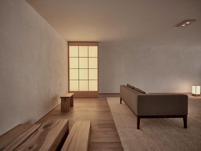 A Contemporary Japanese Interior in an Amsterdam Canal House Best Children's Lighting & Home Decor Online Store