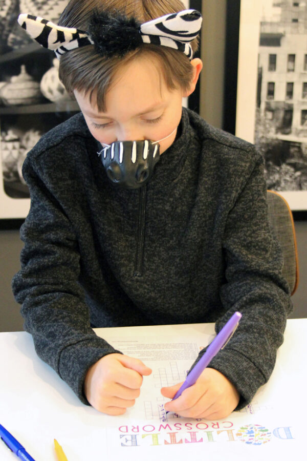 Printable Dolittle Activities - Blue i Style Best Children's Lighting & Home Decor Online Store