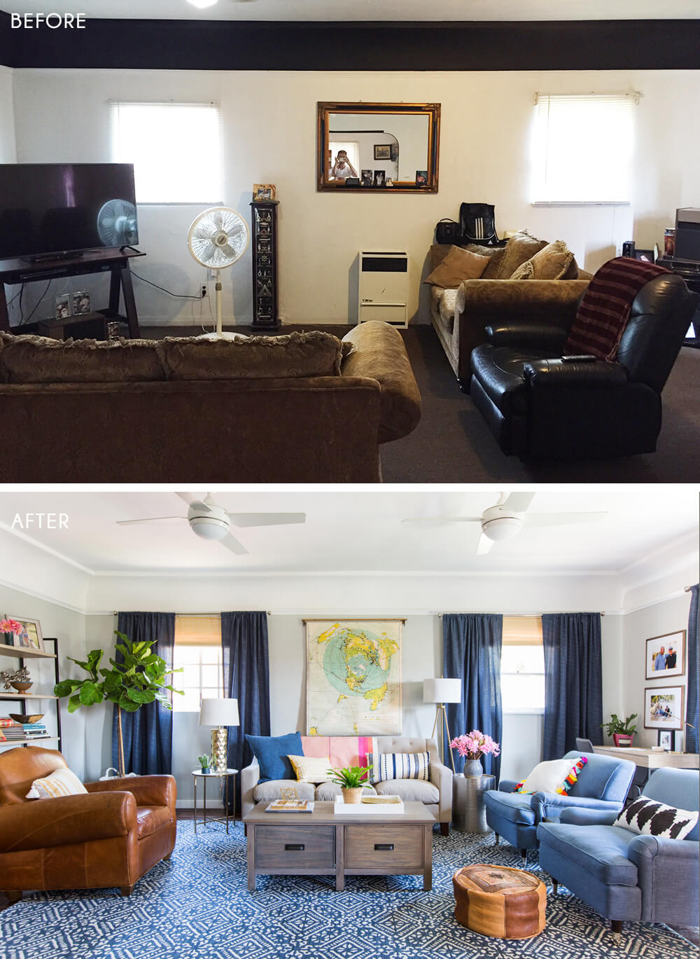 Sylvia Makeover Living Room Target Before_After 3