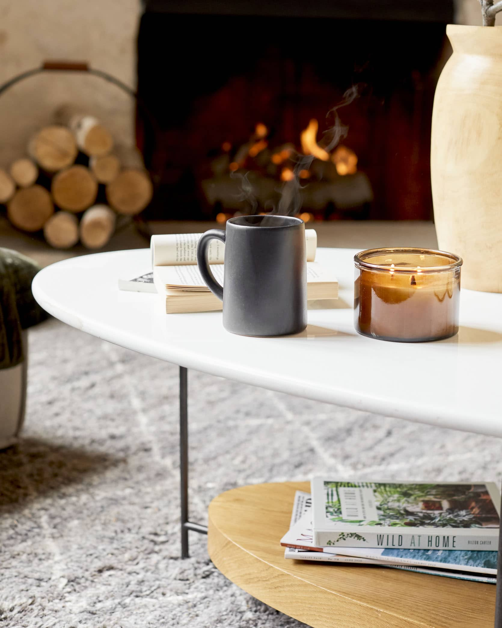 See How EHD Brings Fall Into Our Homes (And Yes, There Are *Chic* Pumpkins Involved ... Target Does It Again) Best Children's Lighting & Home Decor Online Store