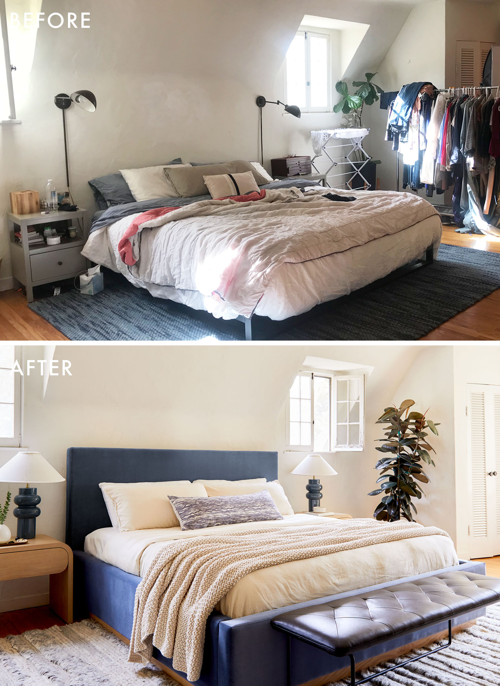 Emily's Best Friend Gets The Cozy Yet Sophisticated Bedroom Makeover She Really Deserves Best Children's Lighting & Home Decor Online Store