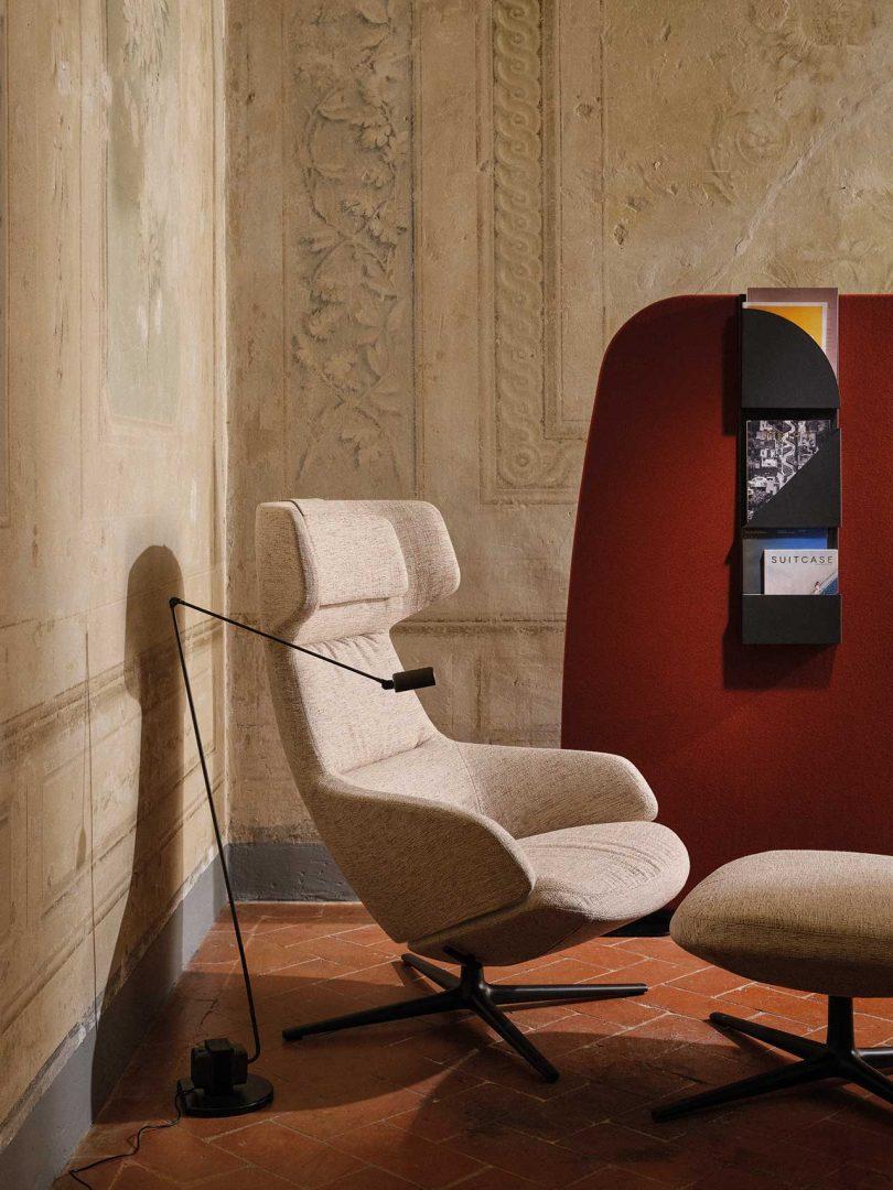 Arper Launches Aston Club Chair in New Kvadrat/Raf Simons Fabrics Best Children's Lighting & Home Decor Online Store