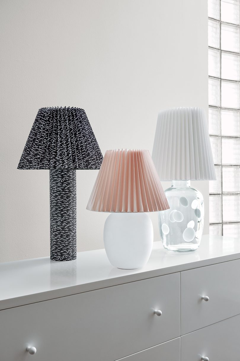 The Kara Mann Collection for CB2 Looks Back to Live in the Now Best Children's Lighting & Home Decor Online Store