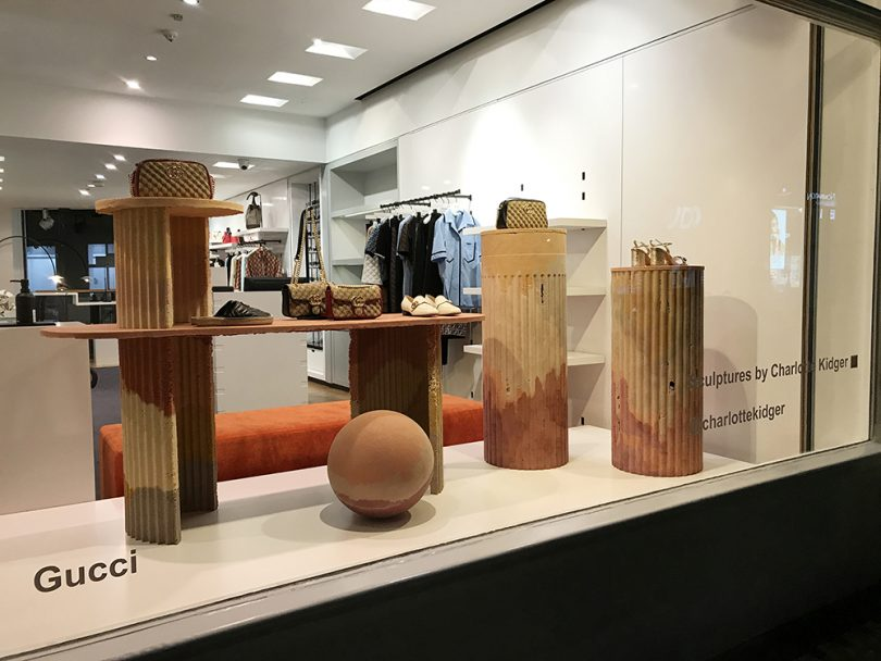 Charlotte Kidger Creates an Iconic Window Display for Browns Fashion Best Children's Lighting & Home Decor Online Store