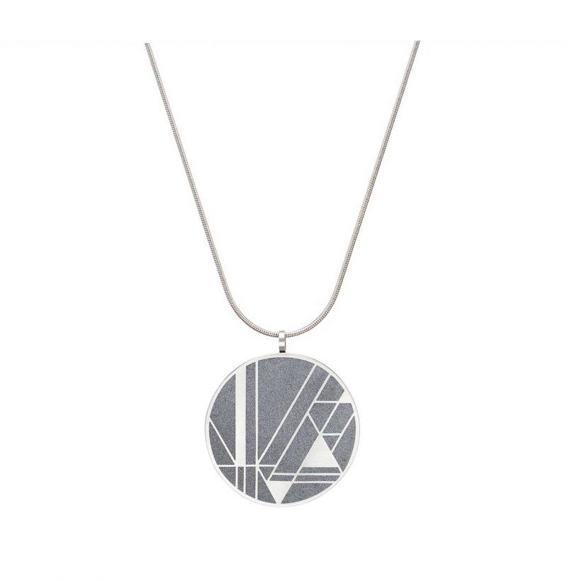 KONZUK Launches Concrete Jewelry Based on the Work of Frank Lloyd Wright Best Children's Lighting & Home Decor Online Store