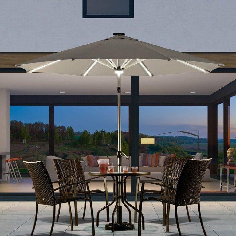Brighten Up Your Patio Nights With The Best Umbrella Lights Best Children's Lighting & Home Decor Online Store