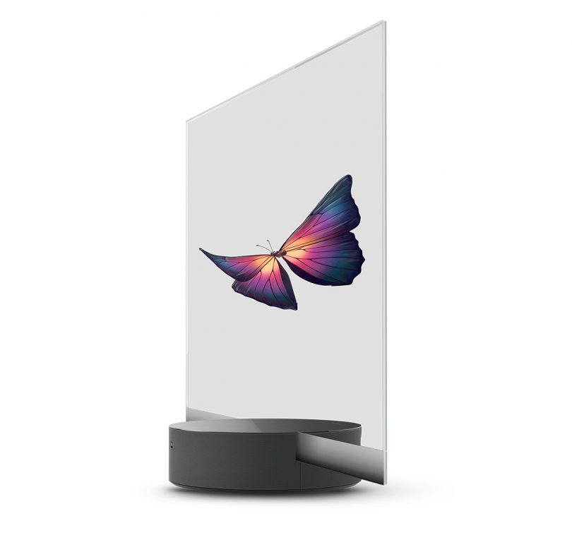 Xiaomi Mi TV LUX Transparent TV Offers a Window Into the Future of Displays Best Children's Lighting & Home Decor Online Store