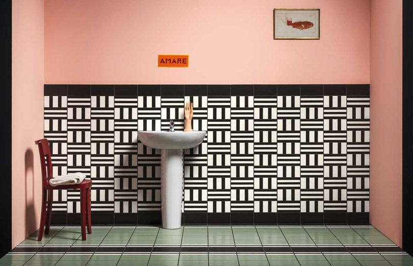 Nathalie Du Pasquier Designs a Boldly Graphic Collection of Tiles for Mutina Best Children's Lighting & Home Decor Online Store
